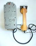 Телефон корабельный судовой ТАС-М. Телефонный пост на судне., фото №3