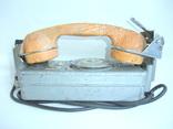 Телефон корабельный судовой ТАС-М. Телефонный пост на судне., фото №5