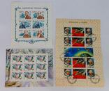 Почтовые марки одним лотом + спичечные этикетки СССР, фото №2