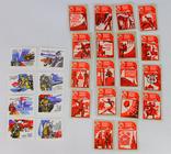Почтовые марки одним лотом + спичечные этикетки СССР, фото №5