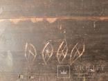 Икона Поклонение Архангелу Михаилу конец 17 начало 18 века, фото №3