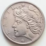 10 сентаво 1967 г. Бразилия, фото №2