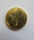 Канада 50$ 1980 год 1 унция золота 999`, фото №2