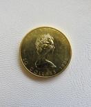 Канада 50$ 1980 год 1 унция золота 999`, фото №4