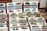 """Самодельные плакаты (39 штук. формат А-3(30х40) с журнала """" За рулем"""", фото №5"""