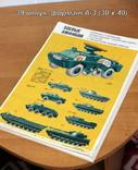"""Самодельные плакаты (39 штук. формат А-3(30х40) с журнала """" За рулем"""", фото №12"""