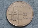 Иордания 5 пиастров 2009 года, фото №3