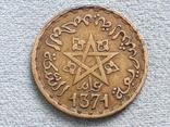 Марокко 10 франков 1952 года, фото №3