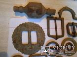 Элементы конской сбруи., фото №5