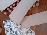Игра лото деревянное ссср 70 года, фото №3