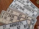 Игра лото деревянное ссср 70 года, фото №4