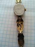 Часы механические женские от депутата киевсовета с дарственной подписью, фото №5