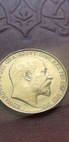 Золото  2 фунта соверена 1902 г, фото №2