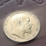 Золото  2 фунта соверена 1902 г, фото №5
