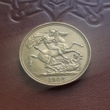 Золото  2 фунта соверена 1902 г, фото №10