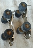 Коньки роликовые ссср, фото №11