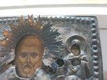 Серебряная икона Николая 1779 года, фото №5