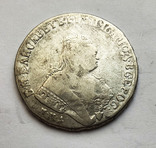 Рубль 1750 года., фото №3