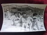 Семья пляж купальники, фото №2