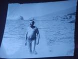 Пляж море плавки торс, фото №2
