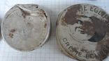 Коробочки от кремов с немецких позиций, фото №8