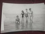 Пляж море купальники мода, фото №2