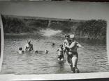 Семья на пляже мода купальники, фото №2