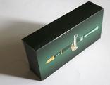 Перьевая ручка Crocodile  в подарочном футляре, фото №3