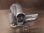 Видеокамера рабочая Самсунг, фото №6
