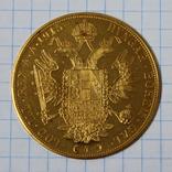 4 дуката(ducat) 1915 Австро-Венгрия, фото №5