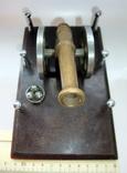 Пушка с ядрами. Кабинетный настольный сувенир ручная работа., фото №11