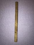 Эбонит, прут, стержень., фото №3