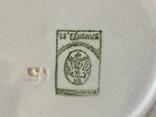 Агитационная тарелка ,, всенарпит '' - 20 х годов, фото №6