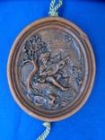 Картина Миниатюра КАЗАНОВА на Воске Handgemacht  лот2, фото №7