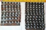 Ножи новые калёные для корморезки, из СССР, 19 штук., фото №2