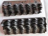 Ножи новые калёные для корморезки, из СССР, 19 штук., фото №6