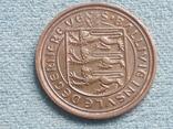 Гернси ½ нового пенни 1971 года, фото №3