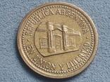 Аргентина 50 сентаво 2009 года, фото №3