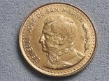 Аргентина 100 песо 1979 года, фото №3