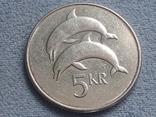 Исландия 5 крон 2007 года, фото №2