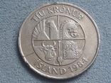 Исландия 10 крон 1984 года, фото №3