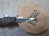 Нож Брелок выкидной ИТК (Зекпром), фото №3