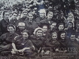 Военные, санитарки, 40-50гг., фото №3