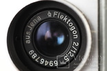 Кинокамера Pentaka 8-1 Объектив Flektogon 2/12,5, фото №7