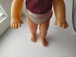 Кукла с голубыми глазами (клеймо), фото №8