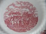 Набор посуды Myotts Country Life 6 персон 22 предмета Англия, фото №13