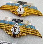 Офицерская классность Мастер, 1, 2, 3 Армейские Знаки СССР, фото №6