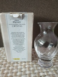 Миниатюрная вазочка хрусталь, фото №5