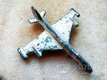 Оловянный самолет СССР, фото №12