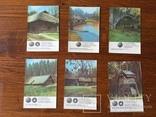 Календарики 1985 Латвия 6 штук, фото №2